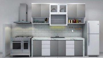 Kitchen Set Dari Baja Ringan Kitchen Ideas