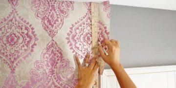Pemasangan Wallpaper