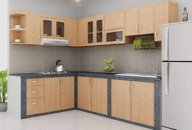 Jasa Kitchen Set Di Rembang